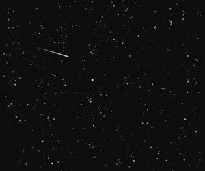 black, estrellas, and star image