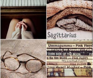 aesthetic, fire sign, and december image