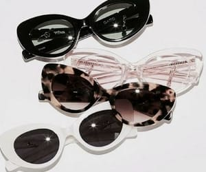 sunglasses and fashion image
