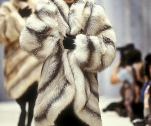 80s, beautiful, and fur image