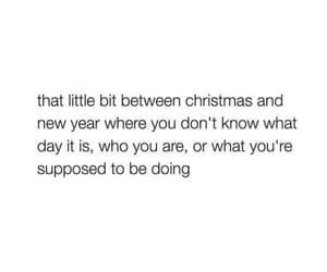 christmas, new year, and quotes image