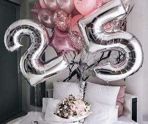 birthday and 25 image