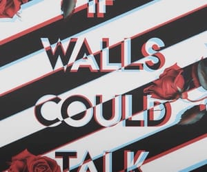 5sos, 5 seconds of summer, and if walls could talk image