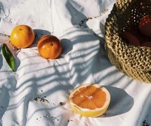 fruit, indie, and orange image