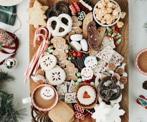 christmas and food image