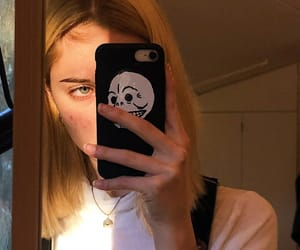 blonde, hair, and eyes image