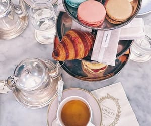 afternoon tea, blogger, and coffee image