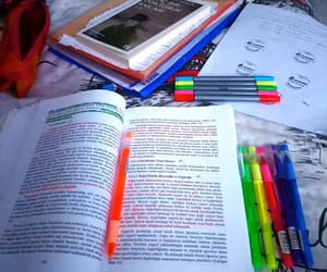 notes, studyhard, and study image