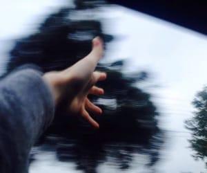 hand, grunge, and tumblr image