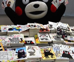 bear, japanese, and manga image