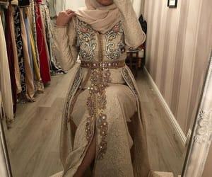 arabic, fashion, and glitters image