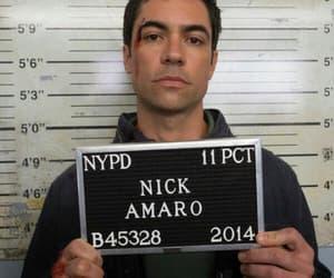 danny pino, nick amaro, and la ley y el orden image