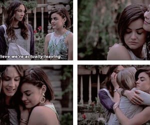 alison, pll, and emily image