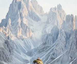 Alps, ice, and climbing image