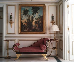 decor, interior, and art image