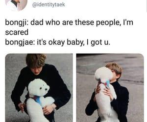 lol, meme, and golden child image