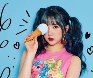 kpop, visual, and eunha image