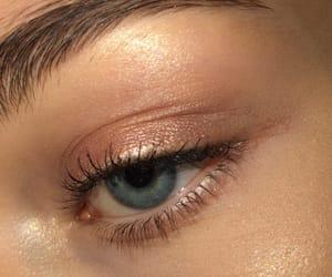 beauty, blue eyes, and blueeyes image