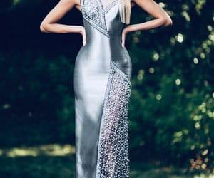 armour, designer, and Donatella Versace image