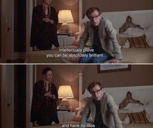 annie hall and woody allen image