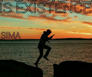 boy, Existence, and impossible image