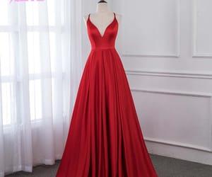 backless, dress, and elegant image