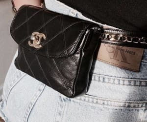 chanel, style, and bag image