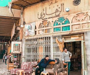 baghdad, coffee, and iraq image