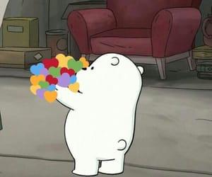 meme, cute, and bear image