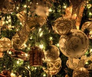 christmas tree, christmas day, and december image