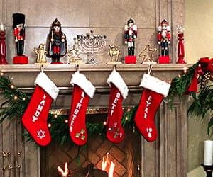 christmas, gif, and seth cohen image