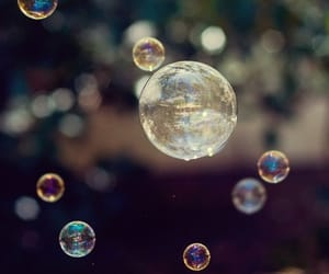 bubbles and photography image