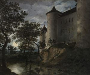 18th century, beautiful, and night image
