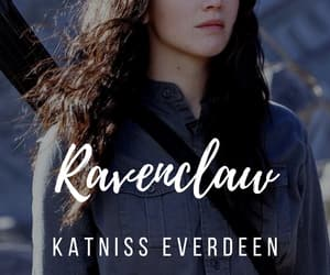movie, ravenclaw, and the hunger games image