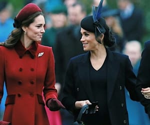 kate middleton and meghan markle image