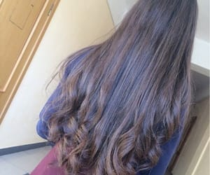 girl, hair, and dagestan image