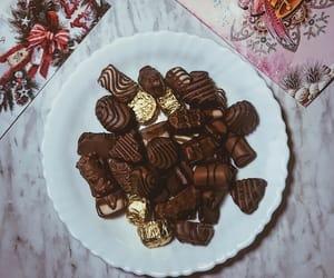 candies, chocolate, and christmas spirit image