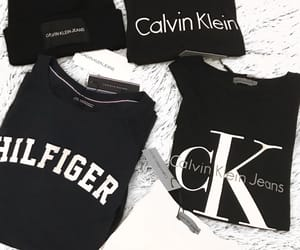 Calvin Klein and tommy hilfiger image
