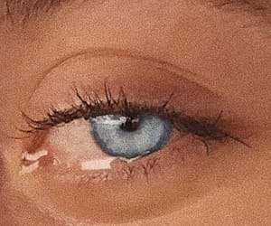blue, eyes, and aesthetic image