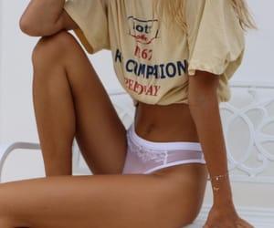 girl, body, and tan image