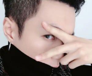 exo, boyfriend material, and zhang yixing image