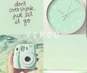 aesthetic, September, and virgo image