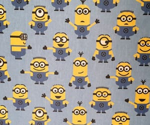 background, minions, and wallpaper image