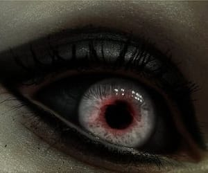 dark, eye, and vampire image