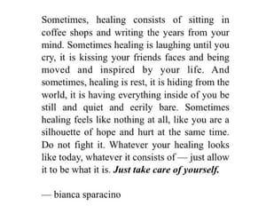 heal, inspiration, and inspirational image