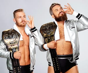 wwe, tyler bate, and trent seven image