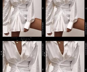 outfit of the day, lil bih, and all white or what? image