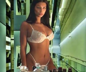 body, bra, and panties image