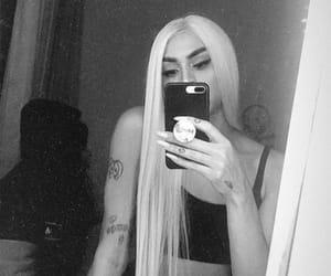blonde, hair, and pabllovittar image