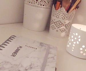bedroom, candle, and clean image